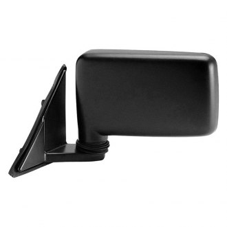 K Source® - Driver Side Manual View Mirror (Non-Heated, Foldaway)