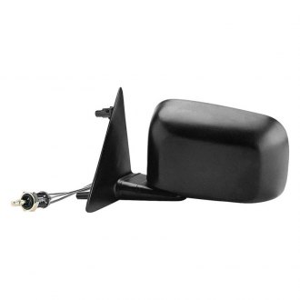 K Source® - Manual Remote Side View Mirror (Non-Heated, Foldaway)