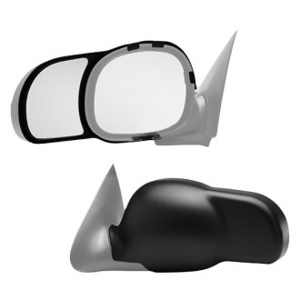 K Source® - Driver and Passenger Side Towing Mirrors Extension Set