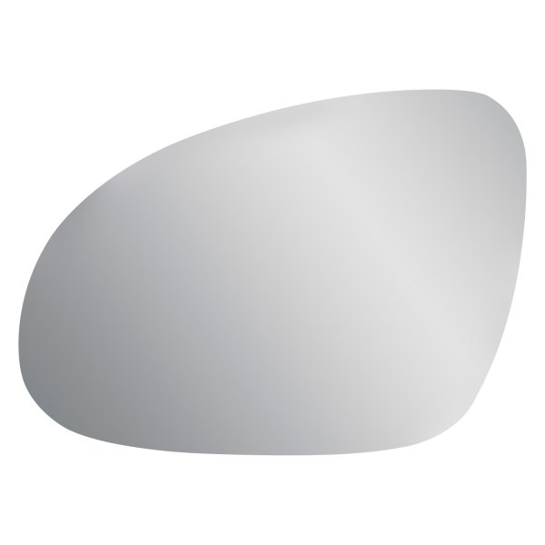 K source 99285 driver side mirror glass non heated for Mirror source