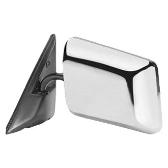 K Source® - Driver Side Manual View Mirror (Foldaway)