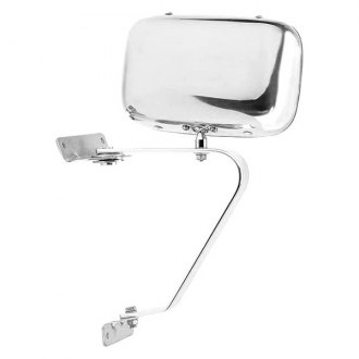 K Source® - Manual Side View Mirror (Non-Heated, Foldaway)