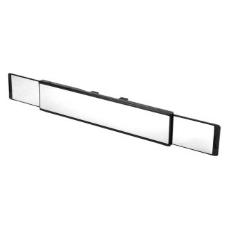 "K Source® - 13-3/4"" to 21-1/2"" Extended Rear View Mirror"