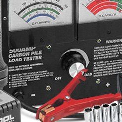 K-Tool International® - Carbon Pile Load Tester