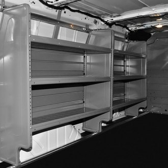 Kargo master truck van racks carriers accessories - Commercial van interior accessories ...