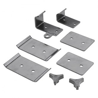 Kargo Master® - High Lift Jack to Safari Basket Mounting Brackets