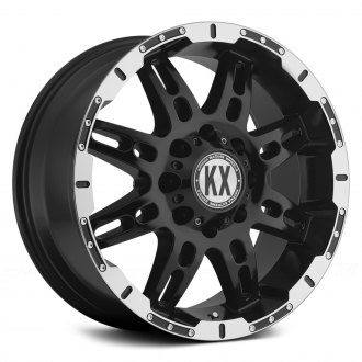 KATANA® - CP34 Matte Black with Machined Flange