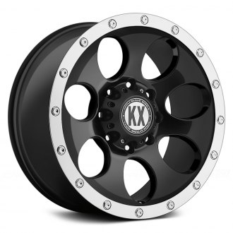 KATANA® - CP41 Gloss Black with Machined Flange