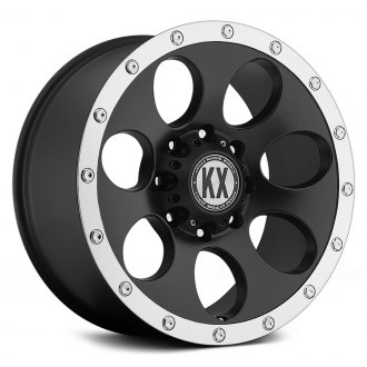 KATANA® - CP41 Matte Black with Machined Flange