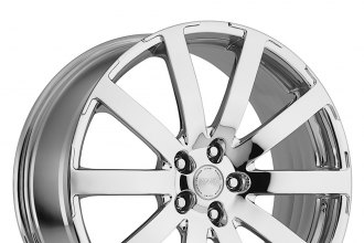 "KATANA® - KP1 Chrome (18"" x 8"", +45 Offset, 5x114.3 Bolt Pattern, 73.1mm Hub)"