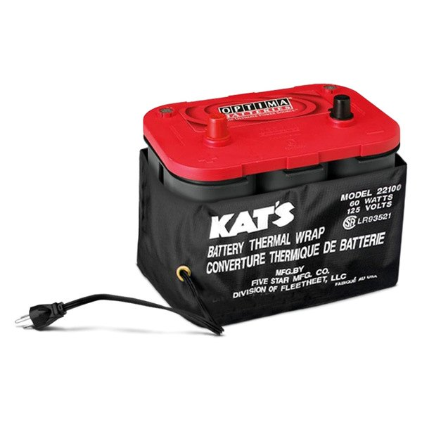 Kat S Heaters 174 Battery Thermal Wrap