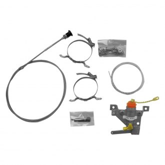 Kats Heaters® - Pull-Cable Manual Control Ether Injection System
