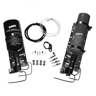 Kats Heaters® - Automatic Electric Fuel Injection System