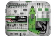 Kawasaki® - Rotary Tool and Accessory Set