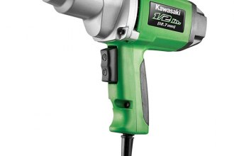 "Kawasaki® - 1/2"" 7.5A Impact Wrench Kit"