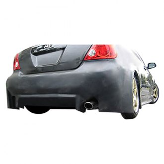 KBD® - Touring Style Rear Bumper (Unpainted)