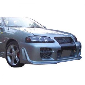 Nissan Sentra Custom Bumpers & Valances - CARiD com
