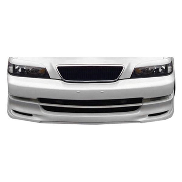 KBD Acura TL Type S Style Bumper Lips - Acura tl front lip