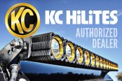 KC HiLiTES Authorized Dealer
