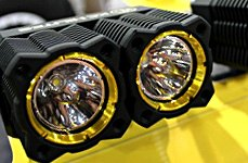 KC HiLiTES® - Double Flex Led Driving Lights