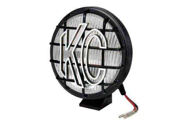 kc hilites 1152 apollo pro 6 100w round fog beam light. Black Bedroom Furniture Sets. Home Design Ideas