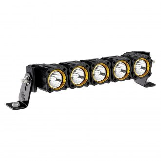 "KC HiLiTES® - Flex Series Slim LED Light Bar (10"", 20"")"