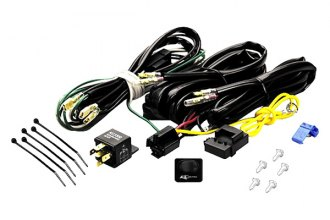 kc hilites 6315 wiring harness with 40 amp relay and. Black Bedroom Furniture Sets. Home Design Ideas