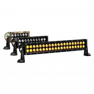 "KC HiLiTES® - C-Series Dual Row Combo Spot/Flood Beam LED Light Bar (6"", 10"", 20"")"