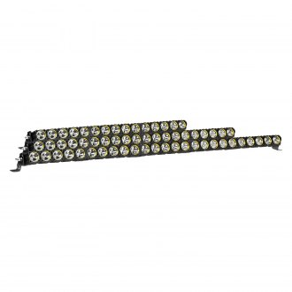 "KC HiLiTES® - Flex Series Single Row Combo Spot/Flood Beam LED Light Bar (30"", 40"", 50"")"