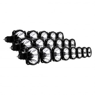 "KC HiLiTES® - Gravity™ Pro6 Combo Beam LED Light Bar (32"", 39"", 45"", 50"", 57"")"