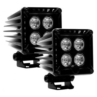 "KC HiLiTES® - LZR Series 3"" 20W Cube LED Lights"