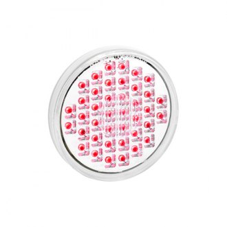 KC HiLiTES® - Utility LED Red with Clear Lens Rear Brake Light