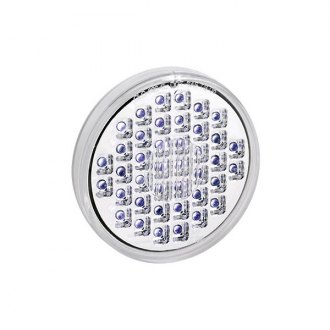 KC HiLiTES® - Utility LED 4 Round Clear Back-Up Light