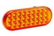 KC HiLiTES® - Utility LED Amber Turn Signal Light