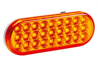 KC HiLiTES® - Utility LED 6 Oval Amber Turn Signal Light