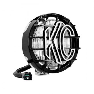 "KC HiLiTES® - 6"" SlimLite Series Chrome Fog Light"