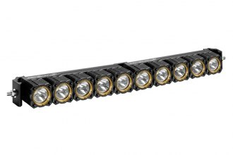 "KC HiLiTES® - 20"" Flex LED 100W Single Row Medium Spot/Spread Light Bar"