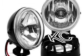KC HiLiTES® - Rally 400 Black Driving Lights