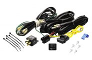 KC HiLiTES® - Relay Wiring Harness with Illuminated Switch