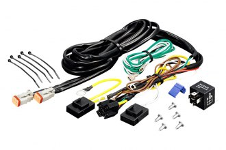 KC HiLiTES® - Add-on Relay Wiring Harness