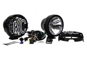 KC HiLiTES® - Pro Sport HID 6 Black Driving Lights
