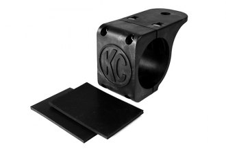 "KC HiLiTES® 7308 - Light Mount Tube Clamp from 2.25"" to 2.5"""