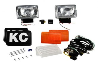 KC HiLiTES® - 57 Series Chrome Fog / Driving Lights