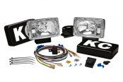 KC HiLiTES® - 57 Series Chrome Long Range Lights