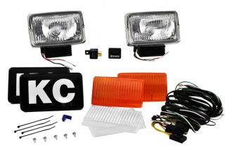 KC HiLiTES® - 57 Series Polished Stainless Steel Fog / Driving Lights