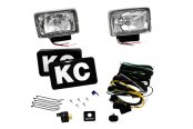 KC HiLiTES® - 57 Series Polished Stainless Steel Long Range Lights