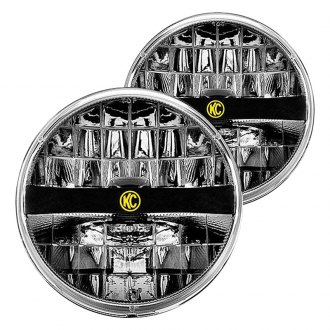 KC HiLites® - Round Sealed Beam LED Headlights
