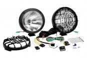 "KC HiLiTES® - Pro Sport HID 8"" Black Lights"