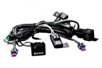 KC HiLiTES® - HID Wiring Harness