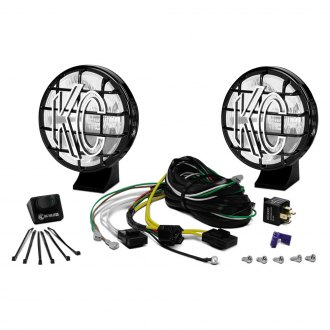 "KC HiLiTES® - 6"" Apollo Pro Series 100W Lights"